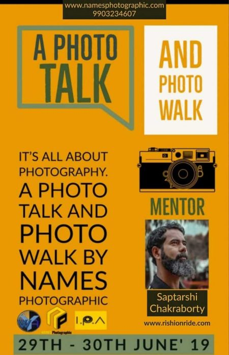 Webinar & Photowalk ❂ Jun 2019